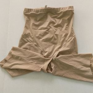 Flexees Open Crotch Shaper Shorts Sz Large